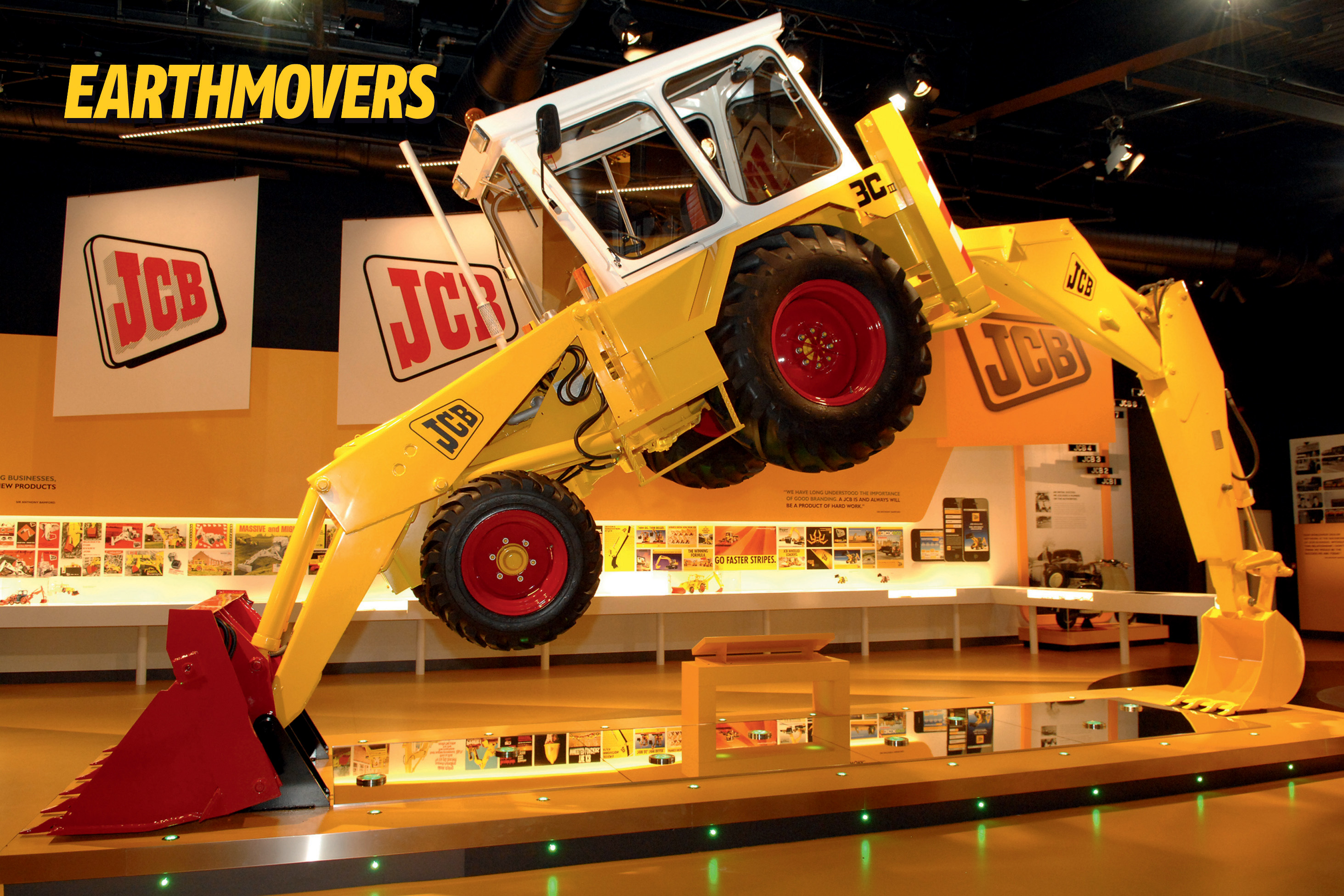 Picture 60 « JCB History Visitor Centre | EARTHMOVERS MAGAZINE